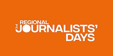 3rd Regional Journalists' Days tickets