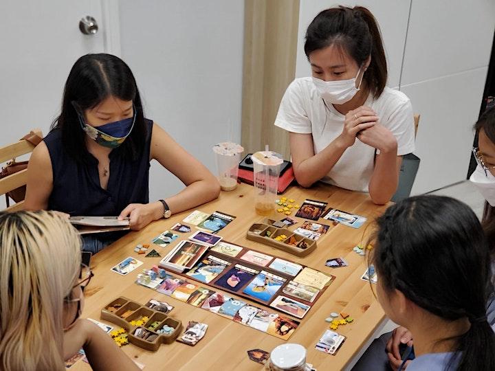 October Board Game Social image