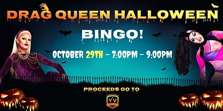 Drag Queen Halloween tickets