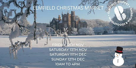 Elmfield Market Christmas Market tickets