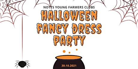 Notts YFC Halloween Party tickets