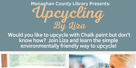 Upcycling Workshops at Carrickmacross Library tickets