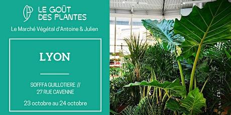 Le Marché Végétal d'Antoine et Julien // Lyon billets