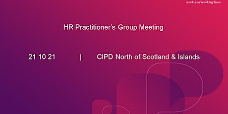 HR Practitioners Group Meeting tickets