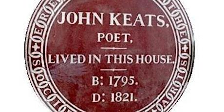 Celebrate Keats's Birthday at Keats House tickets