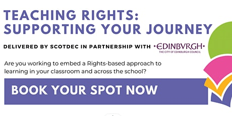 Teaching rights:  supporting your journey  (3 part webinar) tickets