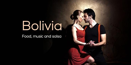 Bolivian food, music and salsa dancing! tickets