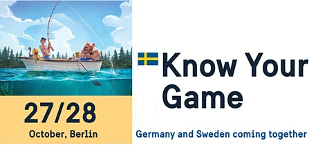 Know Your Game – Germany and Sweden Coming Together tickets