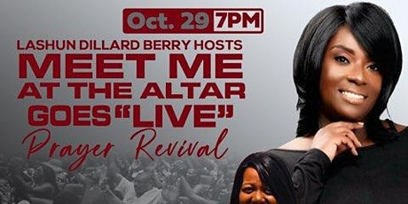 MEET ME AT THE ALTAR   **Goes LIVE** tickets