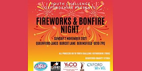FIREWORKS & BONFIRE NIGHT tickets