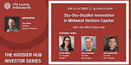 Stu- Stu- Studio!  Innovation in Midwest Venture Capital tickets