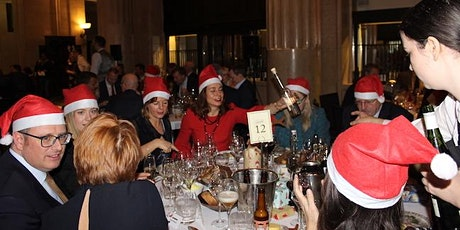 DKUK Annual Christmas Lunch 2021 tickets