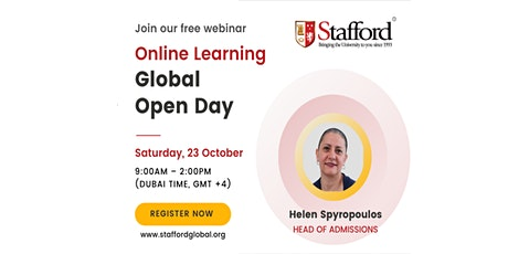 of Online Learning Global Open Day for Israel tickets