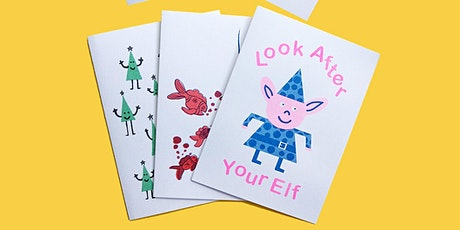 Riso Printing Christmas Card Workshop tickets