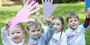 Hands Up for Children Campaign Event
