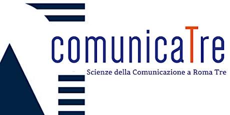 Presentazione del Corso  di Scienze della Comunicazione tickets