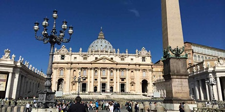 Anna visits Rome: The Eternal City tickets