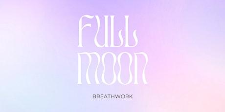 October New Moon Breathwork tickets