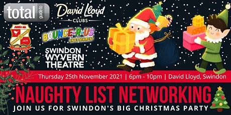 Naughty List Networking tickets