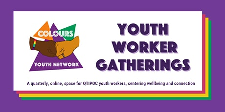 October Youth Worker Gathering tickets