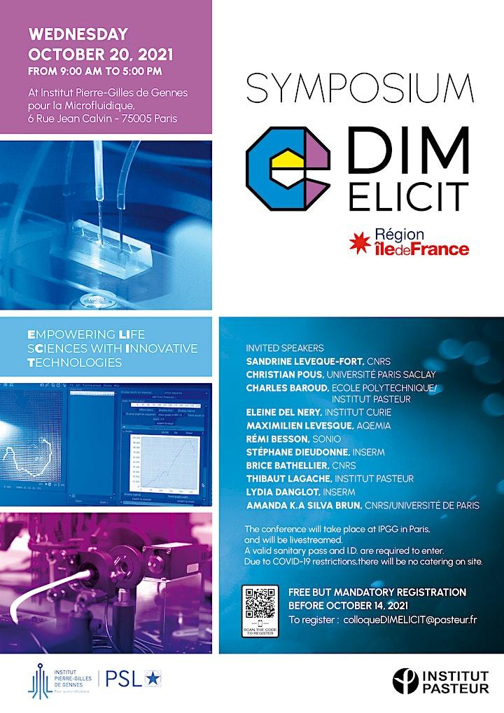 Symposium DIM ELICIT image