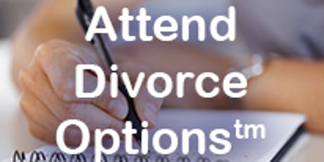 Divorce Options - What you need to know about divorce tickets
