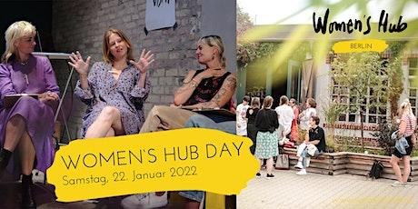WOMEN'S HUB DAY BERLIN 22. Januar 2022 Tickets