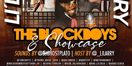 The BlockBoys & Showcase at Our Bar ATL tickets