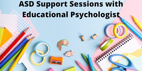 PODS Educational Psychologist Focussed Sessions (Schools Focus) tickets