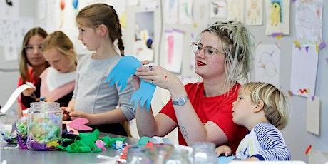 Studio C workshop: sculpturen maken tickets