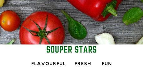 Souper Stars on Thursday, October 28, 2021 tickets