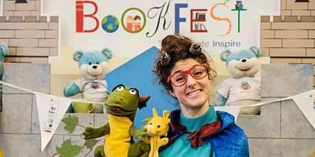 Madam Dragon for 3-4 yr olds @ Wallsend Customer First Centre tickets