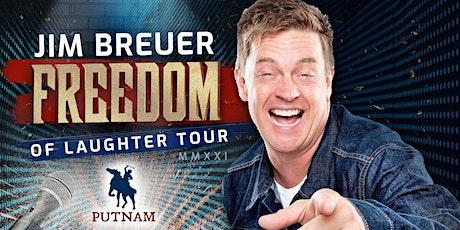 Jim Breuer LIVE at Putnam! tickets