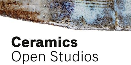 Ceramics Open Studio 2021 tickets