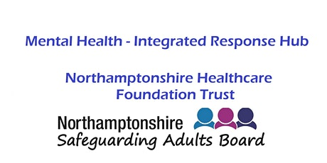 Mental Health - Integrated Response Hub tickets