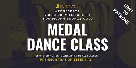 [NOVEMBER] Join The Adult Medal Class! tickets