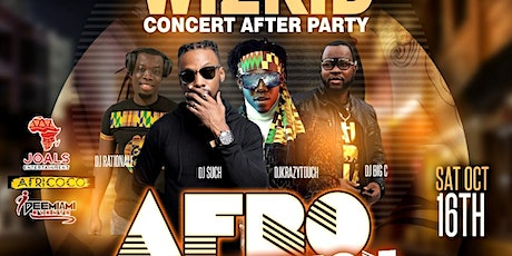AFRO DEFINITION MIAMI tickets