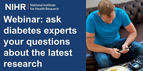 Ask The Experts: Diabetes Research tickets