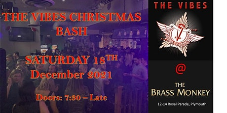 The Vibes - Christmas Bash 2021 tickets