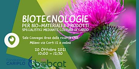 Evento finale Progetto BOBCAT tickets
