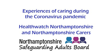 Experiences of Caring During the Coronavirus Pandemic tickets