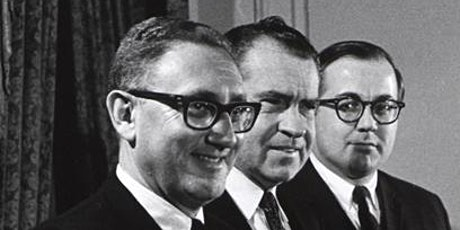 (In-person) Henry Kissinger: The Diplomat of the Century billets