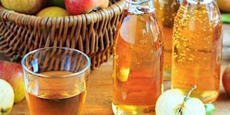 Cider-Making Workshop tickets