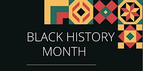 In honour of Black History Month - Self-Care & Empowerment Workshop biglietti