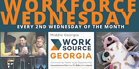 WORKFORCE Wednesday tickets