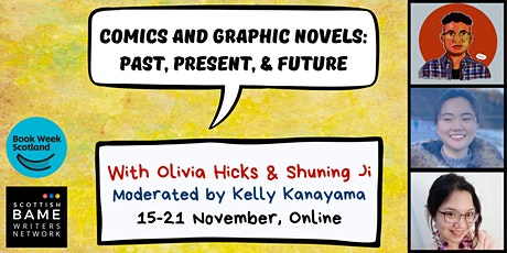 Comics and Graphic Novels: Past, Present, and Future tickets