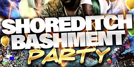 Shoreditch Bashment Party - Halloween Edition tickets