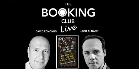 The Booking Club Live, with David Edmonds at Paradise Hampstead tickets