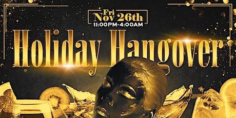 Free Casamigo Drinks At Holiday Hangover Black Friday Party tickets