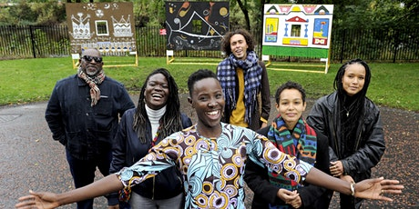 Guided led ride in Glasgow as part of the Black History Month celebrations tickets